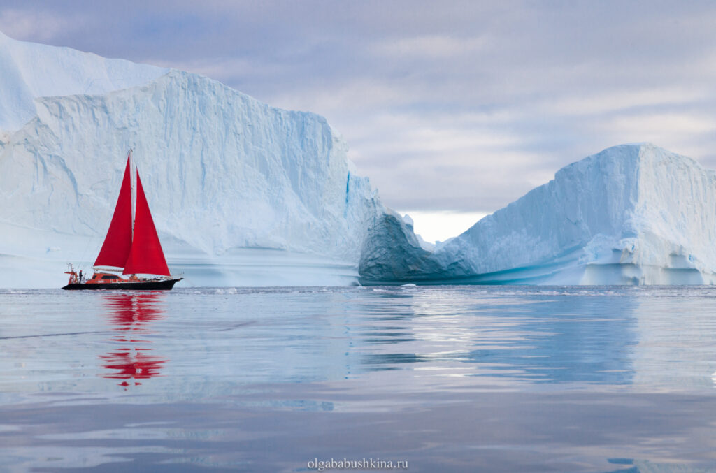Путешествие на яхте Арктика, фототур