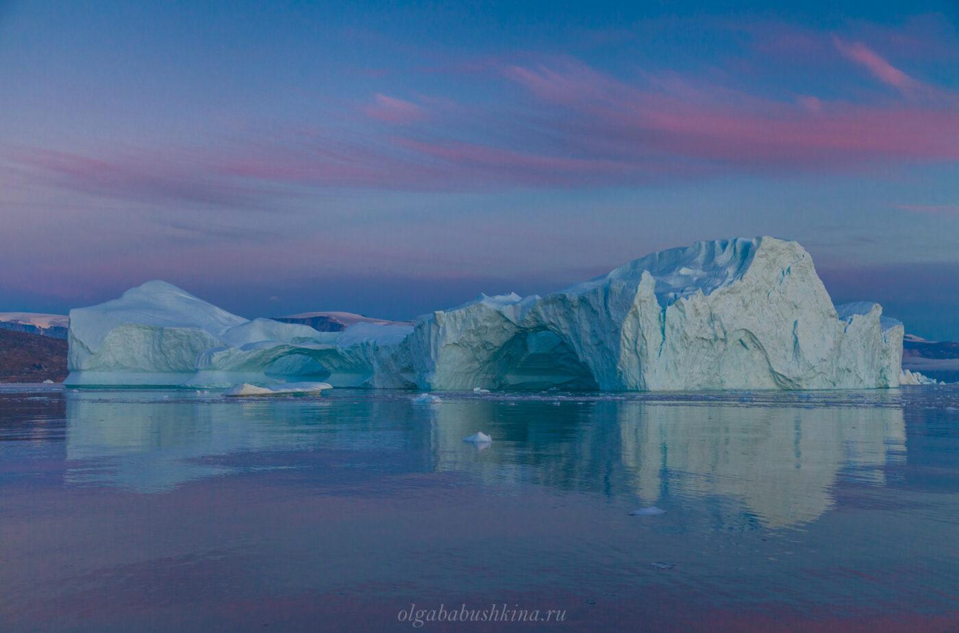 Фотоэкспедиция Гренландия