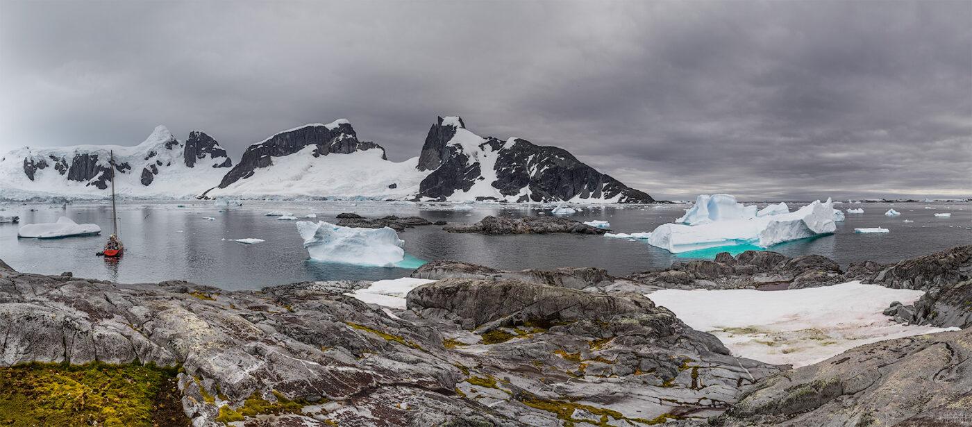 Фото экспедиция Антарктида